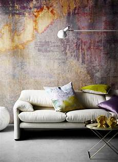 tapeten selbst gestalten painting your walls with watercolors 25 ideas