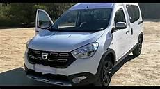 New Dacia Dokker Stepway Unlimited 2018