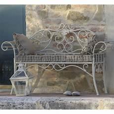 divanetto ferro battuto divanetto provenzale ferro bianco panchine ferro giardino