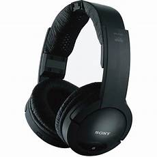 sony wireless headset sony mdr rf985rk wireless radio frequency headphone mdrrf985rk