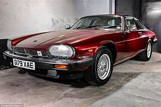 Jaguar Xjs Preserved For 28 Years Is Worth Half What It