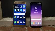 s6 ou s7 the samsung galaxy s8 is here but how does it compare to