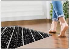 riscaldamento a pavimento spessori impianto riscaldamento pavimento ribassato basso spessore