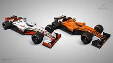 Mclaren Honda My Take On Racing And Testing Liveries