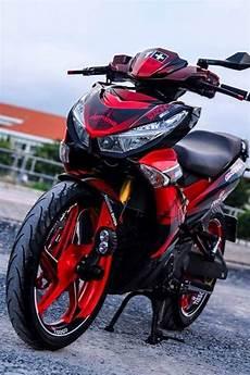 Modifikasi Mx King 150 by Modifikasi Yamaha Jupiter Mx King 150 Pakai Headl Honda