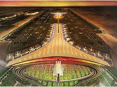 beijing airport map