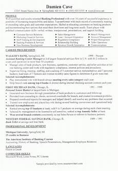 bank branch manager resume exle of resume