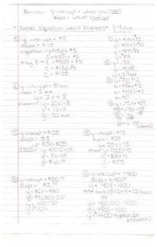 linear equation word problems worksheet task cards