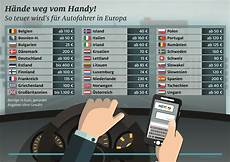 handy am steuer 2018 club news 29 european countries prohibit the use of