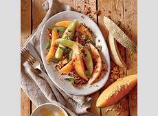 chicken and melon salad  honeydew image