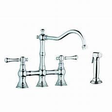 grohe bridgeford kitchen faucet grohe bridgeford single kitchen faucet less handles reviews wayfair