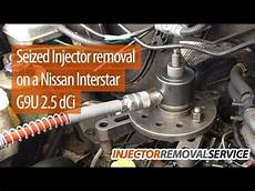 renault master 2 5 dci injector removal doovi