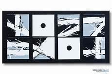 tableau moderne noir et blanc la s 233 miotique tableau moderne noir et blanc
