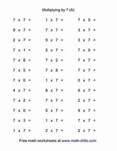 subtraction worksheets year 1 free 10338 36 horizontal multiplication facts questions 7 by 0 9 a