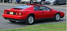 Lotus Esprit Turbo - file 1989 lotus esprit turbo rear federal jpg