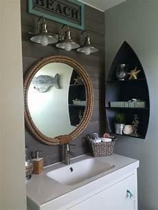 nautical bathroom decor ideas nautical bathroom remodel results coastal decor in 2019 mermaid bathroom decor