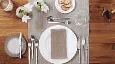 Besteck Richtig Legen Tisch Eindecken Zwilling Shop