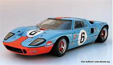 1968 ford gt40 model racing cars hobbydb