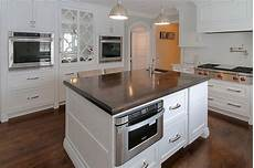 Kitchen Islands With Oven And Microwave by Island With Microwave Drawer Transitional Kitchen