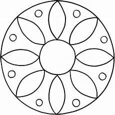 Malvorlagen Cd Mandalas Zum Ausdrucken Tolle Blumen Mandala Vorlage Zum