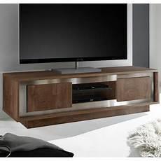 meuble tele couleur bois et chrome sofamobili