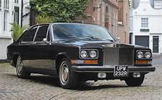 Ex Sammy Davis Jr Rolls Royce Camargue Revivaler