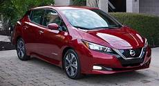 2019 Nissan Leaf Retains 30 795 Starting Price And 150