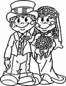 Gratis Malvorlagen Hochzeit Brautpaar Zum Ausmalen Ausmalbild Malvorlage Hochzeit