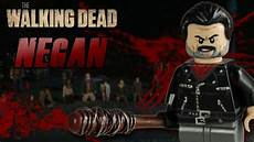 lego the walking dead custom lego the walking dead negan minifigure by