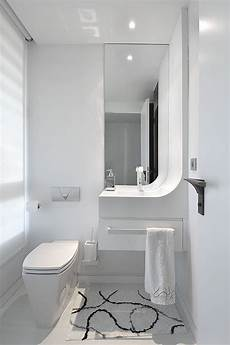 Small All White Bathroom Ideas by Modern White Bathroom Design From Tradewinds Imports