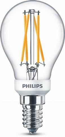 led birnen dimmbar philips 8718699646028 led birne classic 3 5w e14 warmglow