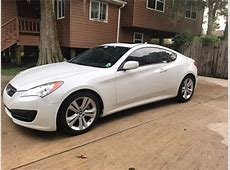 Used Hyundai Genesis Coupe For Sale in Louisiana
