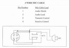Microphone Wiring Diagram