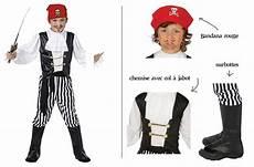 Fabriquer Un Costume De Pirate S 233 Lection De D 233 Guisement Pirate Garcon Mon Anniversaire