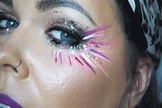 Paint Festival Makeup Tutorial Louise