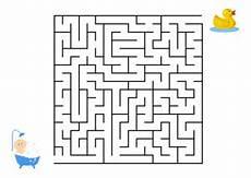 Kinder Malvorlagen Labyrinth Kinder R 228 Tsel Labyrinthe Irrgarten Vorlagen Zum