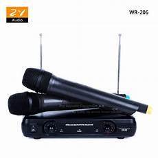 Professional Wireless Microphone Handheld System Karaoke by Professional Karaoke Vhf Wireless Microphone System Vocal