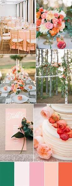 peach wedding decorations for sale five popular shades of pink color ideas for your dream wedding 2015 coral wedding flowers
