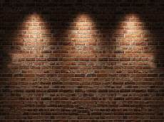 stock detail quot brick wall with lights official psds