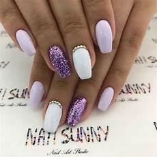 fialove matne nehty nail shape v roce 2019 nehty design neht絲 a akrylov 233 nehty