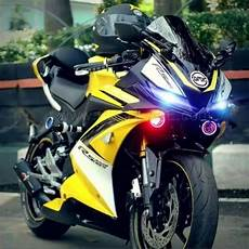 Modif R15 V3 by Yamaha R15 V3 Modified To Look Even More Sporty Gets