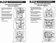 2003 Jaguar X Type Installation Parts Harness Wires