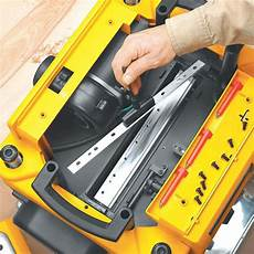 dewalt dw735x 13 inch two speed woodworking thickness planer tables factory authorized outlet