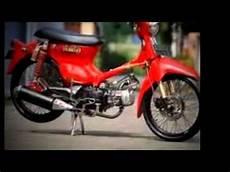 Modifikasi Lawas by Modifikasi Motor Lawas Motor Pitung Klasik Modif Honda