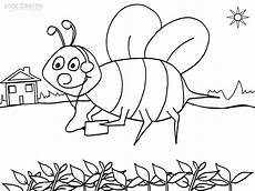 printable bumble bee coloring pages for cool2bkids