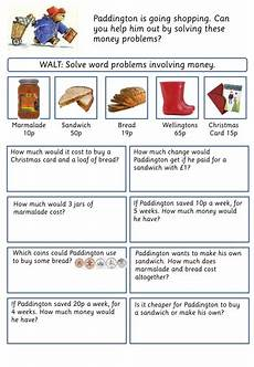money word problem solving worksheets 11142 word problems involving money by jordantelope teaching resources tes