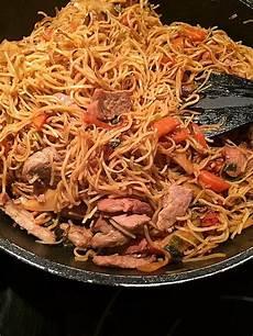 chinesische gebratene nudeln gebratene chinesische nudeln recipe essen und trinken