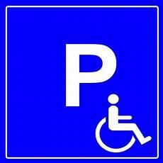 panneau parking handicapé panneau handicape achat vente panneau handicape pas