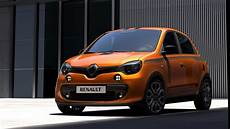 2017 Renault Twingo Gt Top Speed