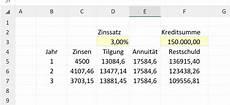 tilgungsplan urspr 252 ngliche kredith 246 he berechnen mathelounge